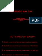 Presentación mayday