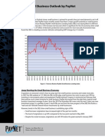 2011 Small Business Outlook by PayNet