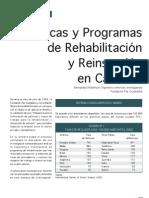 willliamson Políticas y programas de rehabilitación y reinserción