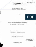 Research Airplane Committee Report on Conference on the Progress of the X-15 Project November 20-21 1961