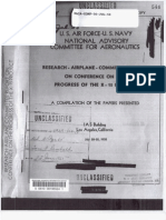 Research-Airplane-Committee Report on Conference on the Progress of the X-15 Project a Compilation of the Papers Presented, Held at the IAS Building, Los Angeles, CA on 28-30 July 1958