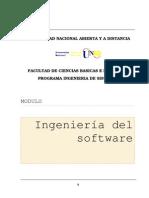 Modulo Ingenieria de Software