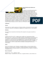 4. CARACTERÍSTICAS GERAIS DO CACAU