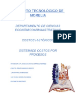 Ejercisio de Prorrateo Primario y Secundario-u3