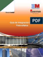 Guia de Integracion Solar Fotovoltaica