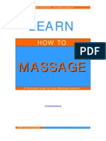 How to Do a Full Massage