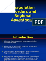 Anticlotting Drugs and Regional Anaesthesia-1