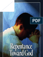 Repentance Toward God