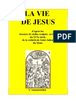 Vie de Jésus en 50 stalles de la Cathédrale du Mans