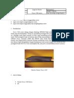 (03) Laporan Log in Cisco 2500 Series - Aziz Noor 3 TKJ B