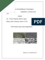 Protozoarios Para Microorganismos