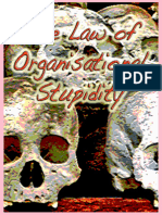 Law of Organisational Stupidity – Hubert_Luns