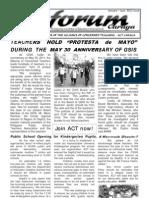 Act - Caraga Newsletter Jan-june 2011
