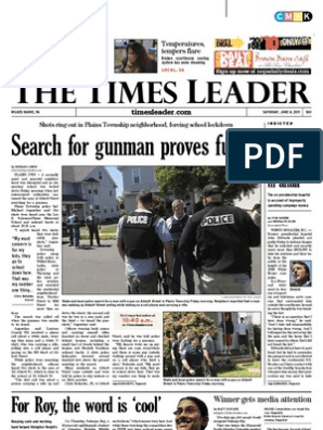 Times Leader 06-04-2011 | Wilkes Barre | Common Law