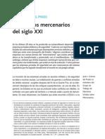 Los Nuevos Mercenarios Del Siglo XXI - J.L. Gomez Prado