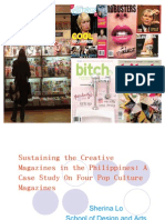 4 Pop Culture Magazines in the Philippines