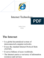 Internet and WWW