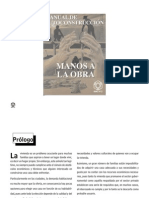 Manual de Autoconstruccion - Manos a La Obra