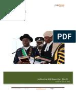 NCM Report May 2011- Proshare
