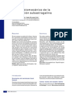 Estudio Biomecanico de La ASA