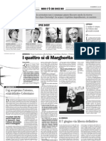 I 4 sì di Margherita Hack