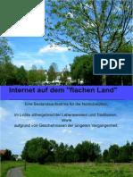 Statusbericht - Internet in der Nordoberpfalz