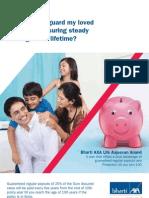Aajeevan Anand Brochure