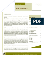 FDC Economic Monthly Publication for May 2011