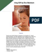 The Morning Gift by Eva Ibbotson - Wonderful