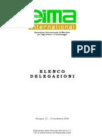 delegazioni