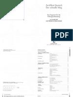 Zertifikat Deutsch Der Schnelle Weg