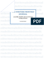 The Writers Monthly Journal