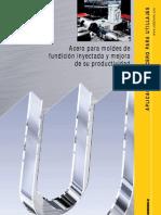 Acero Moldes Fundicion Inyect Spanish