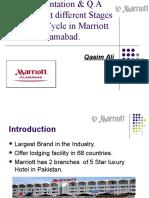qa standards of marriott marriott international hotel rh scribd com marriott hotels standards manual pdf marriott brand standards manual pdf