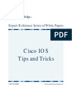Cisco IOS Tips and Tricks