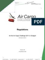 ACC2011 Regulations V1 00