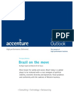 Accenture Outlook Brazil on the Move
