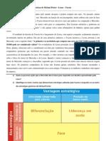 Estudos de Caso - Estratégia de Empresas