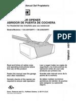 Collections Nutone 580 Scovill Garage Door Opener Manual | Download