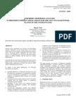 Atmospheric Dispersion Analysis