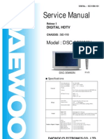 Daewoo Hdtv Digital Dsc-30w60n