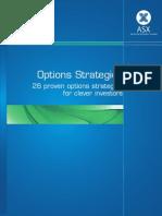 Options Strategies - Australian Securities Exchange - ASX