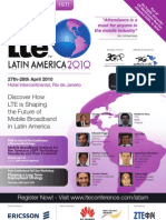 LTE Latin America 2010 Brochure Low-Res - 8 March 2010