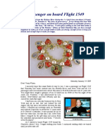 Saved by Divine Mercy Chaplet ~ Crash on the Hudson River