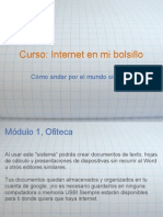 Curso Internet en Mi Bolsillo