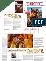 Revue de presse Véritable histoire du chat botté
