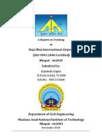 Final Airport Report_Kamlesh