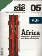 Le Mond Diplomatique Brasil - dossiê