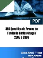 (EXERCÍCIOS) 365 Questões de  Informática - Fundação CC