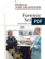 Forensic Science From Fibers to Fingerprints Milestones in Discovery and Invention